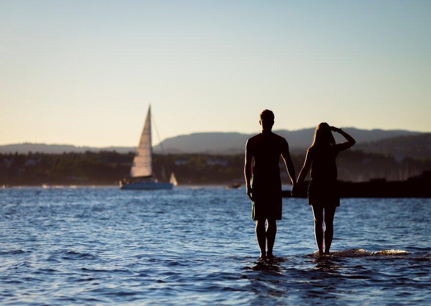 Cómo elegir el destino para el viaje de novios en 5 pasos