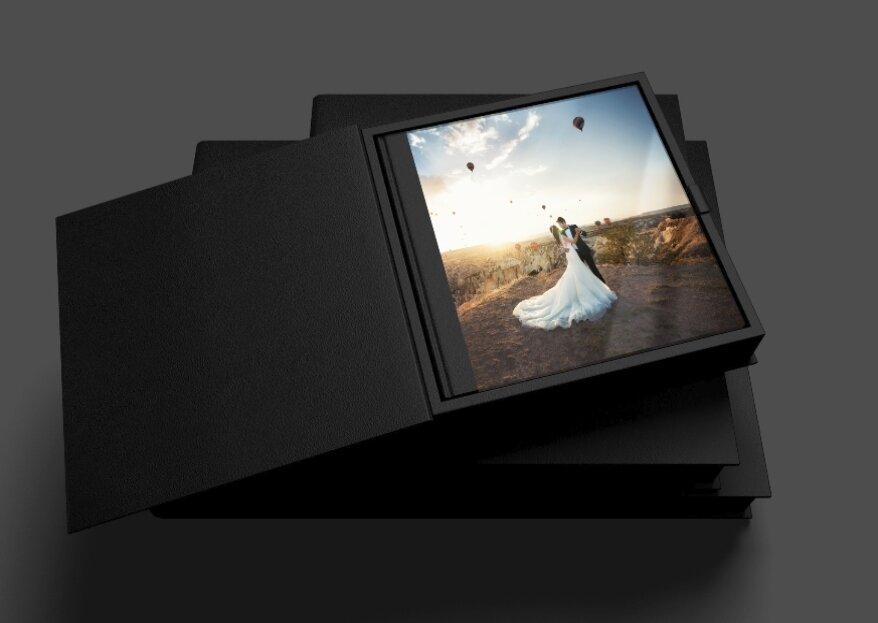 Professional Line di Saal Digital: le foto del tuo matrimonio diventano un oggetto di home decor