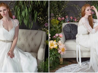 Naomi Neoh 2017: Enchanting Designs for London's Romantic Brides