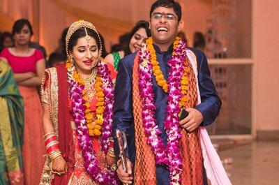 Fabulous wedding of Akansha and Sumiran- the one with love