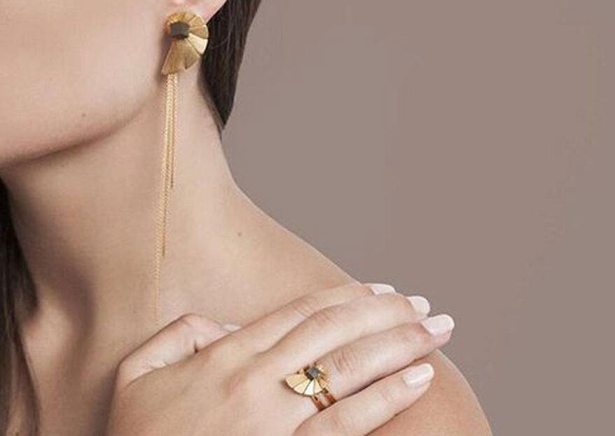 MOD Jewellery Design: joias personalizadas com o selo da qualidade e o estilo dos noivos