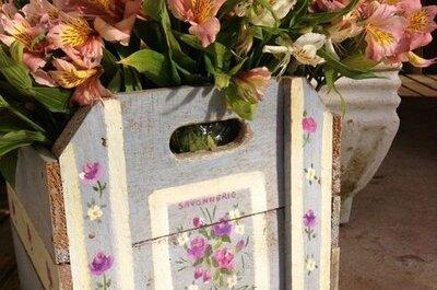 Dicas para a decoração vintage em casamentos
