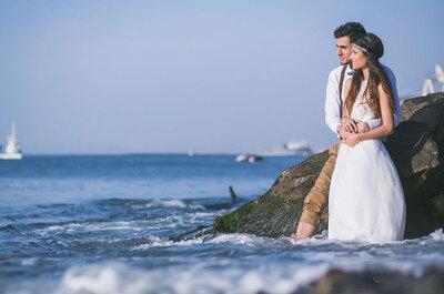 Conoce qué debe hacer el novio en tu matrimonio para enamorarte aún más. ¡Déjate conquistar!