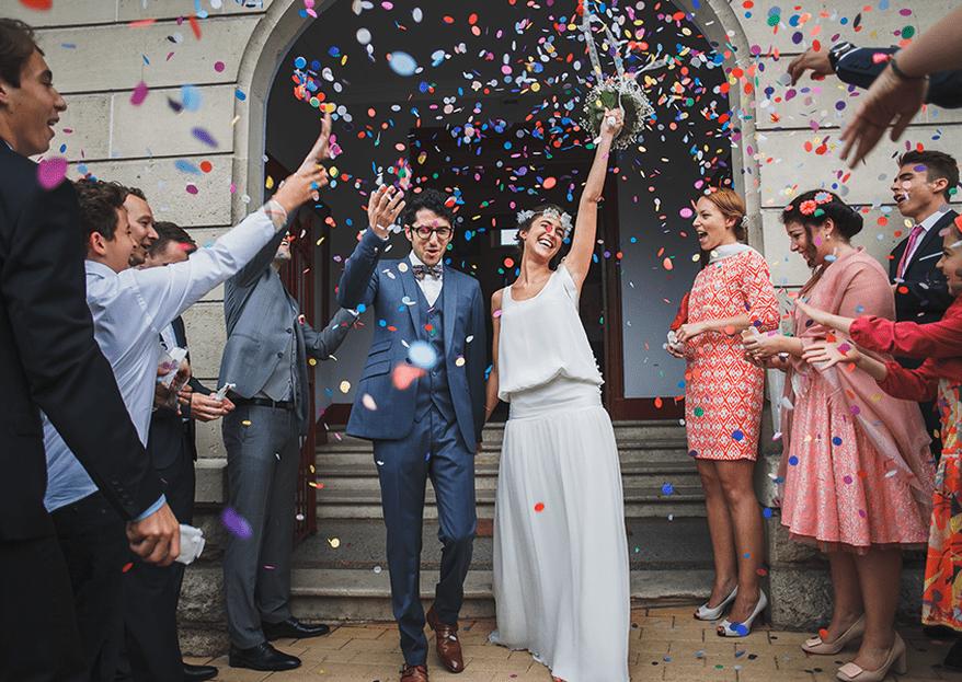 ¿Quieres saber lo que nadie te cuenta de las bodas? Estas 17 cosas te sorprenderán