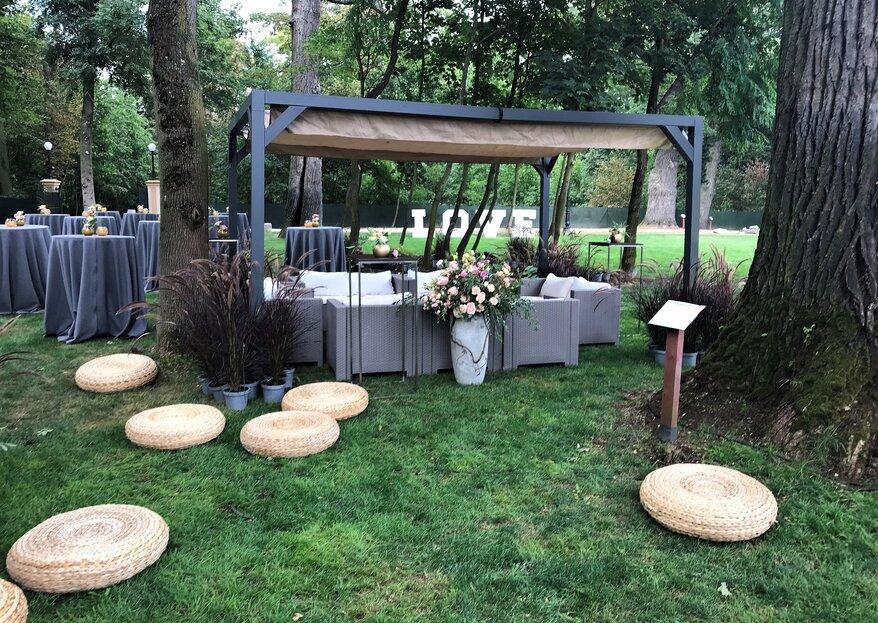 Spotkanie dla Par Młodych: Jak zorganizować ślub i wesele w plenerze?