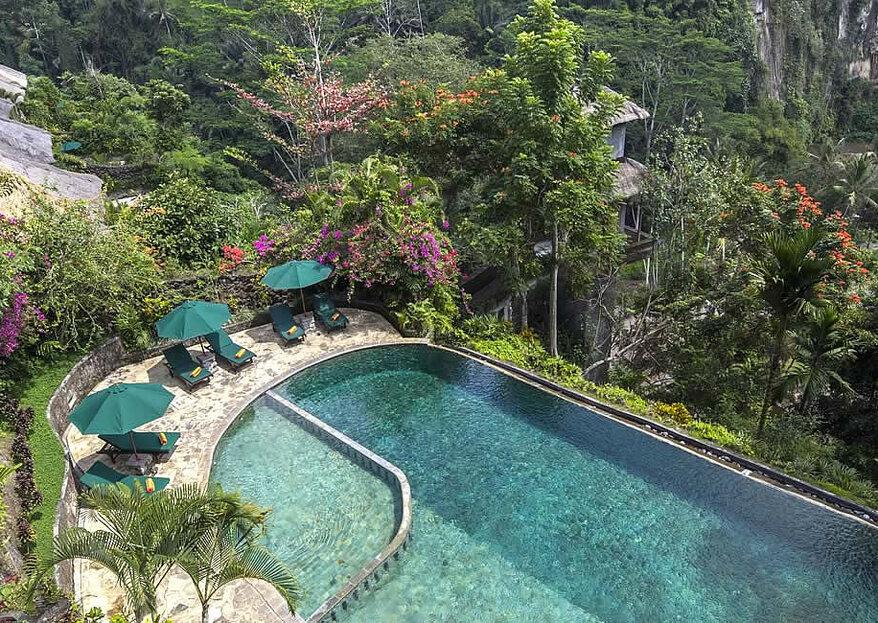 Flitterwochen auf Bali: Erleben Sie eine unvergessliche Hochzeitsreise!