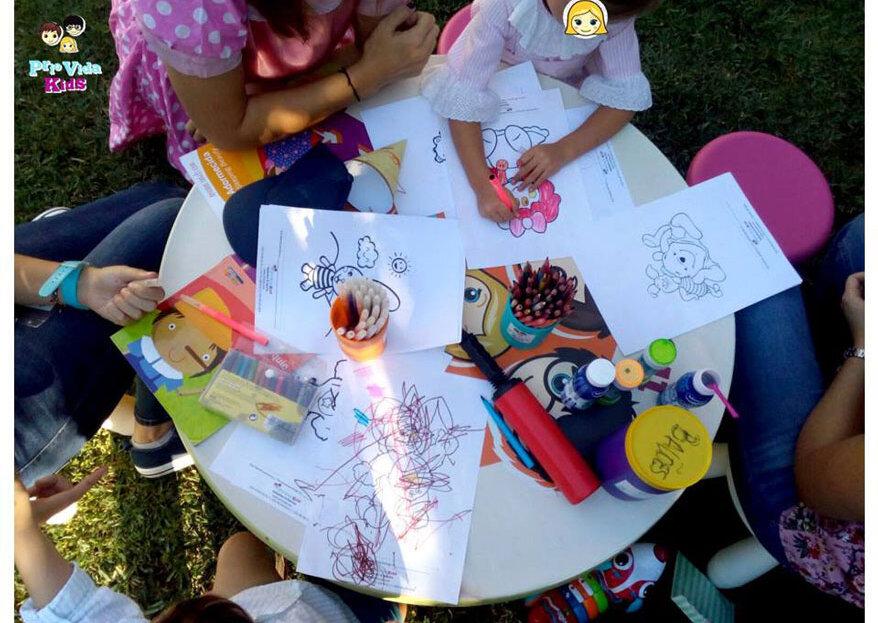 PrioVida Kids: o serviço de babysitting (divertido) que veio revolucionar os casamentos portugueses