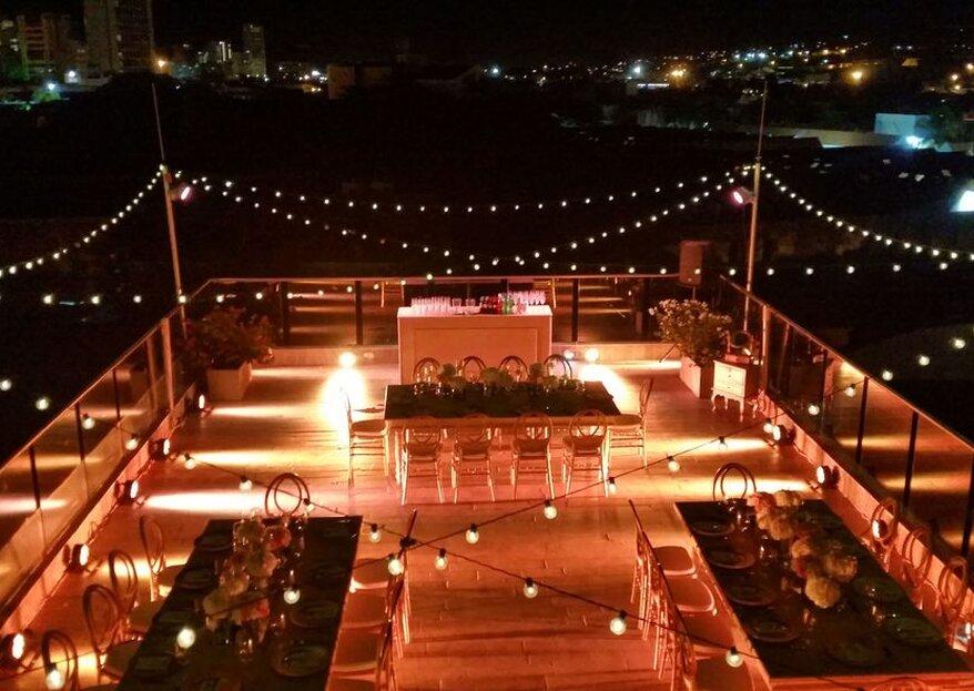 IVC Producciones: la importancia del sonido y las luces en la boda