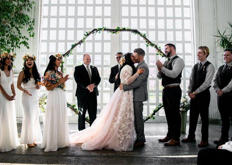 Non puoi andare a un matrimonio? Gli esperti di galateo ti consigliano come scusarti!