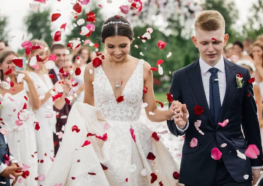 Дворцовая классика: свадьба, полная роскоши