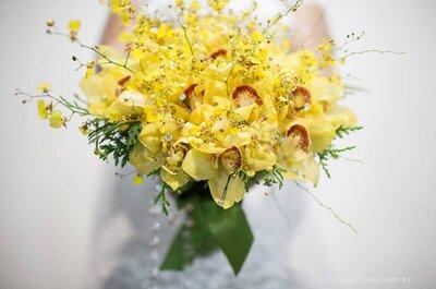 E se o seu buquê de noiva falasse? Confira o significado de cada flor!