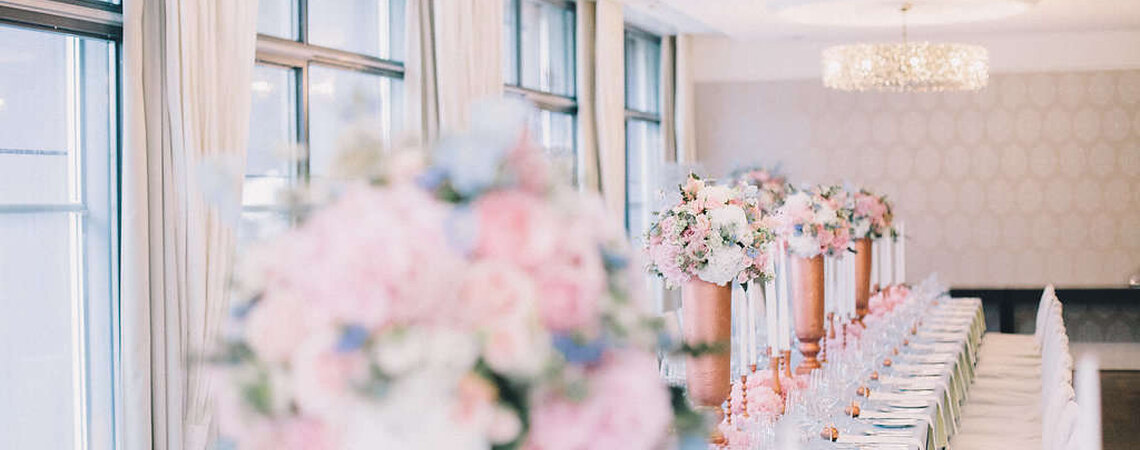 Die perfekte Hochzeitslocation finden – Wie findet man den richtigen Ort für die Hochzeitsfeier?