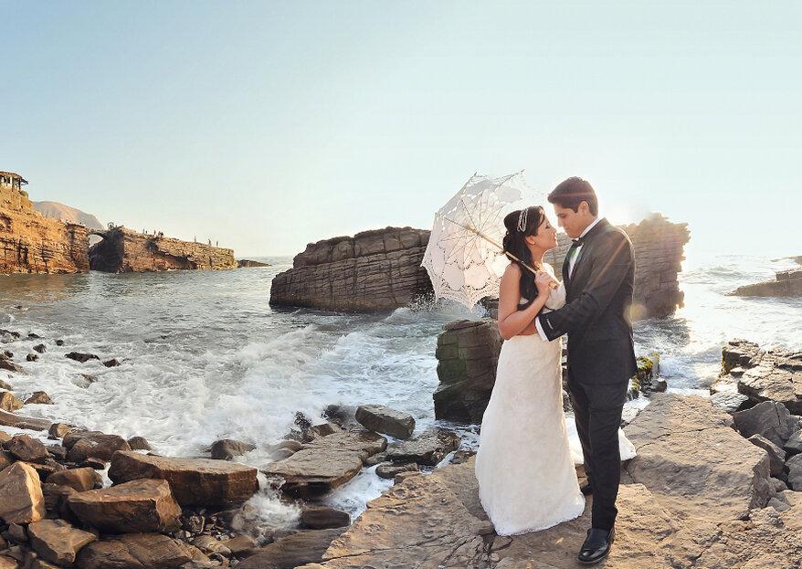 Cinco tipos de fotografía necesarios para tu boda, explicados por Wilder Parada