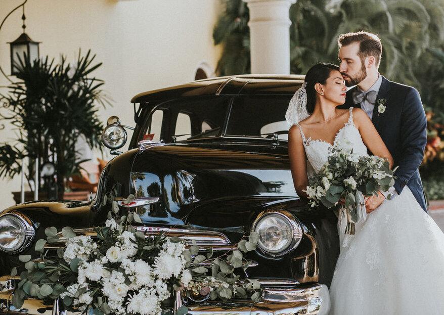 Convence a tu pareja de contratar un wedding planner: nosotros te damos las razones
