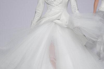 Brautmoden-Kollektion 2014 von Jordi Dalmau