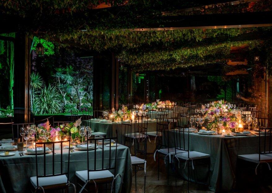 A Villa Il Barco potrete festeggiare le vostre nozze a bordo piscina, ricreando un'atmosfera ricca di romanticismo