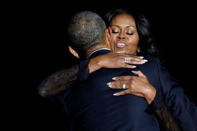 6 Gründe, warum Barack & Michelle Obama das liebenswürdigste Paar in der Politik sind