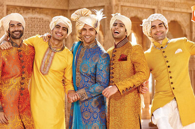 Top 6 groom sherwani shops in Jaipur