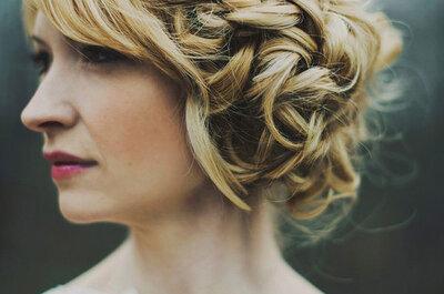 50 Jahre Brautfrisuren im Überblick: Finden Sie Ihren Style in nur zwei Minuten!