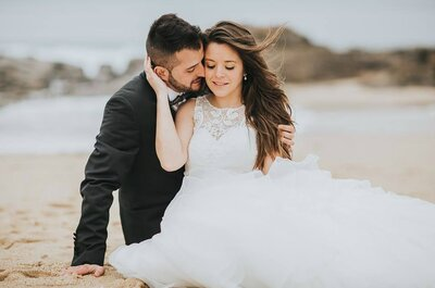 E viva o amor: 9 momentos especiais que mostram o quanto se amam os noivos!