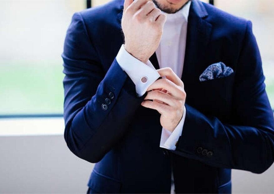 Comment bien choisir son costume de mariage en 5 étapes