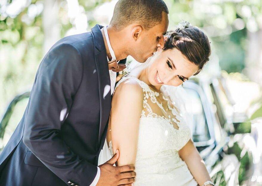 Truques para a fotografia de casamento perfeita: pose, postura e dicas