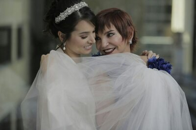 Así fue la boda de tu mamá ¡y así será la tuya!