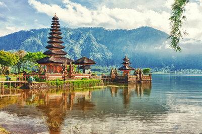Bali, el destino exótico ideal para una luna de miel de ensueño
