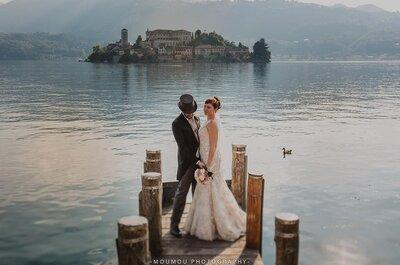 6 trucchi infallibili per posare di fronte al fotografo nel giorno del tuo matrimonio