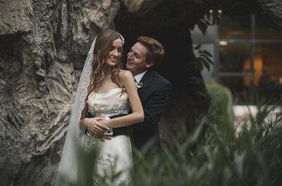 Daniel de la Garza Fotografía: Fotos de boda con arte y emoción