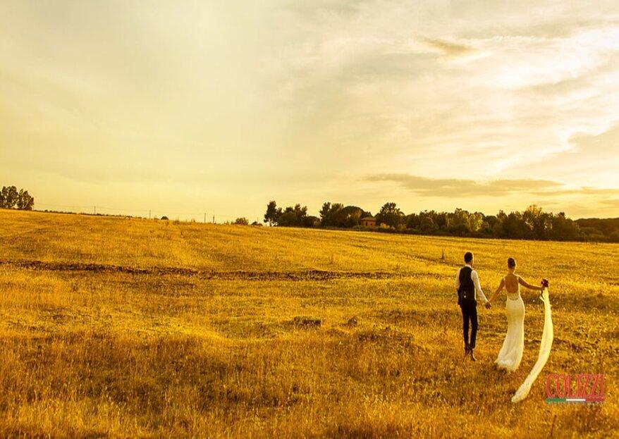 Colizzi Fotografi: dal 1995, il punto di riferimento per gli sposi più esigenti