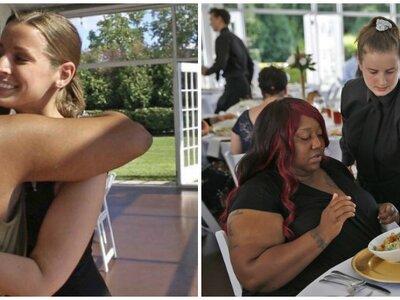 Un matrimonio cancelado permite organizar un banquete para los más necesitados