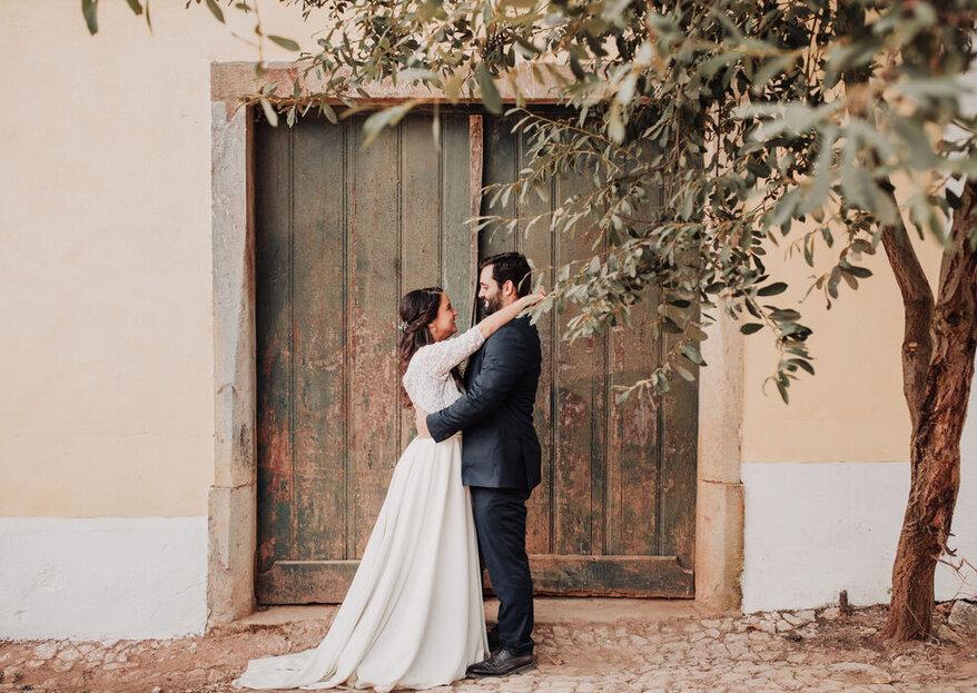 Casamento rústico: a natureza como pano de fundo do seu grande dia