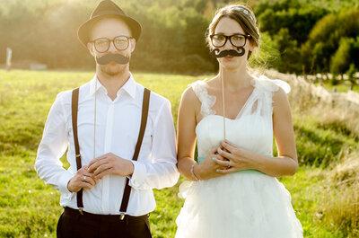 Cada vez mais em alta: lindos detalhes vintage para o seu casamento!