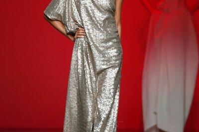 Le meilleur de la Fashion Week de Madrid pour celles qui sont invitées à un mariage