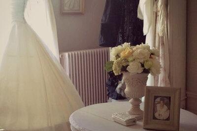Les robes de mariée Jean-Marie Bataille : fantaisie et créativité pour une tenue exceptionnelle