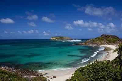 Lune de miel extra : Les Caraïbes, détendez-vous sur le sable blanc des îles Anguilla et St Barth!