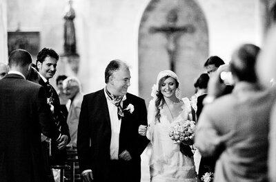 5 choses essentielles que les mariées oublient de faire durant la cérémonie