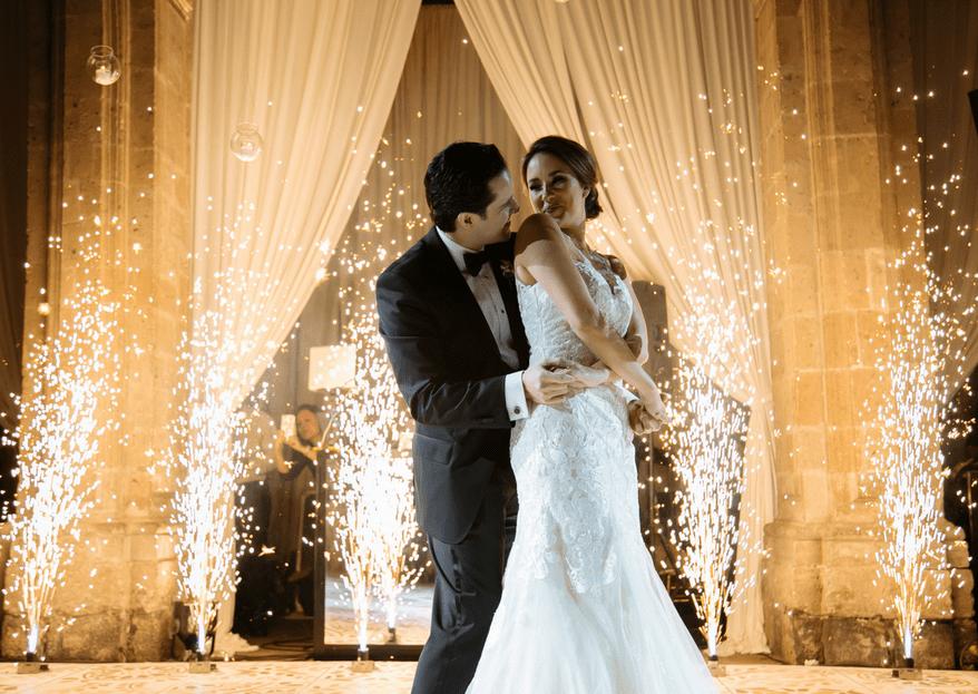 Por siempre y para siempre a tu lado: La boda de Valentina y Manuel