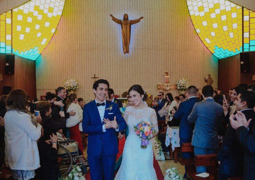 ¿Sabes cuánto cuesta casarse en las iglesias más solicitadas de Lima?