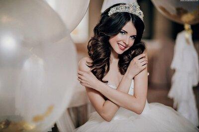 Головные уборы для невесты: 5 летних трендов!