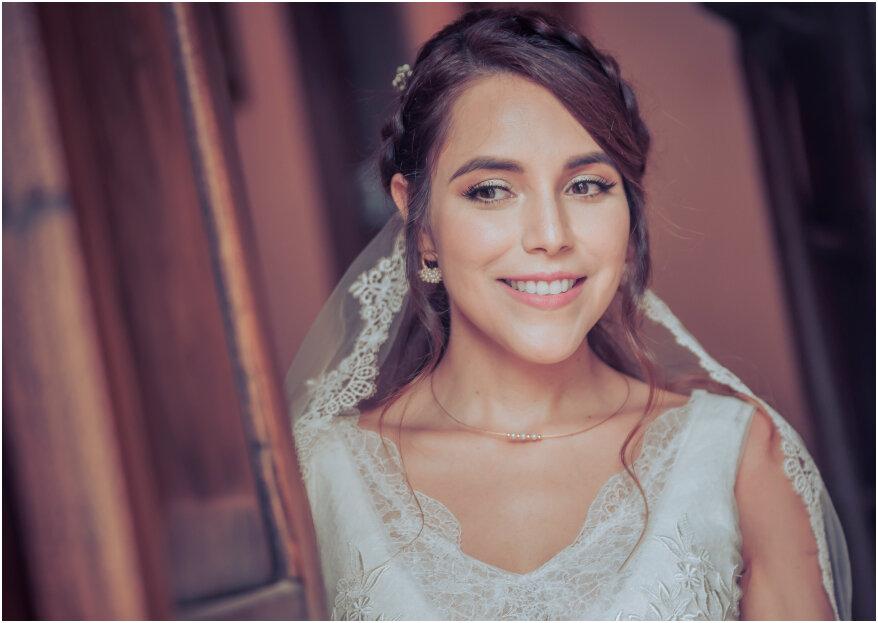 Cómo escoger las joyas de la novia: 5 pasos para irradiar elegancia en tu día