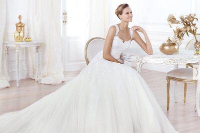 Assista hoje no Zankyou ao vivo: desfile de lançamento dos vestidos de noiva Pronovias 2014