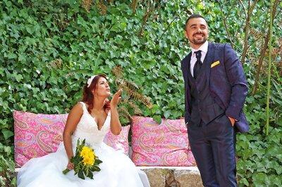 Raquel & Ruben: um casamento com uma organização de sonho!