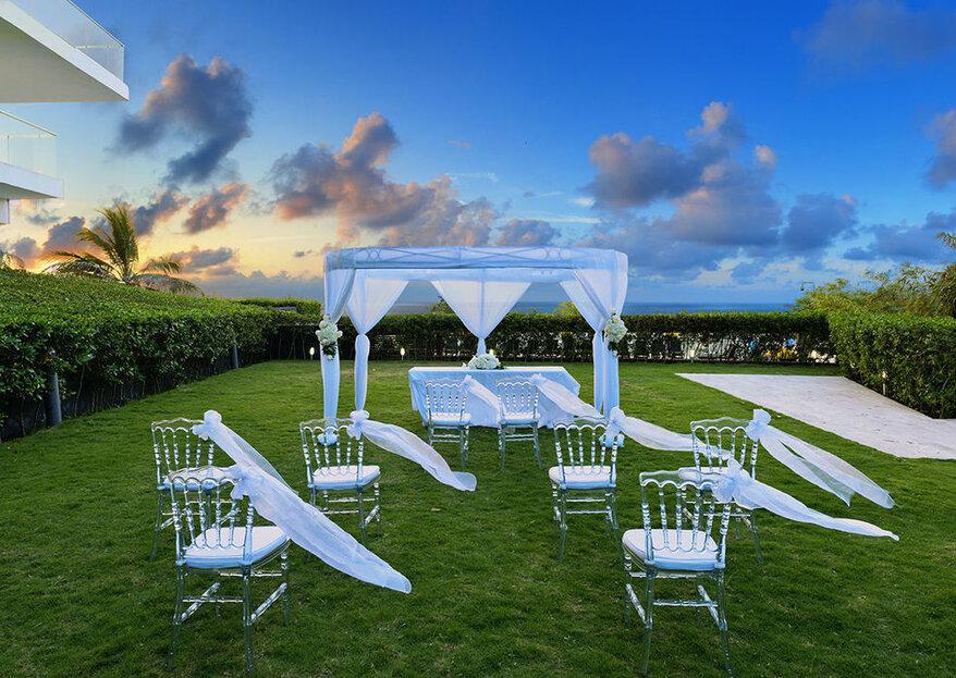 Holiday Inn Cartagena Morros, tu boda en una bella playa