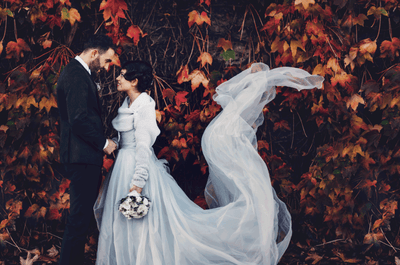 Matrimonio d'autunno: TOP e FLOP