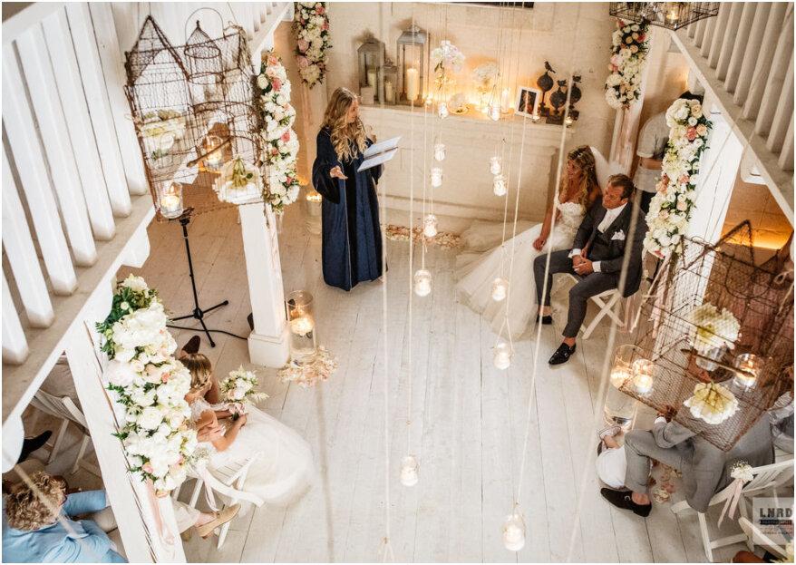 Wie vraag je als getuigen voor het huwelijk?