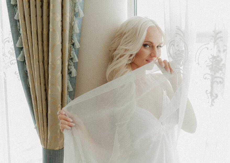 Qué lencería usar según tu vestido de novia: tips para lucir los cortes y escotes