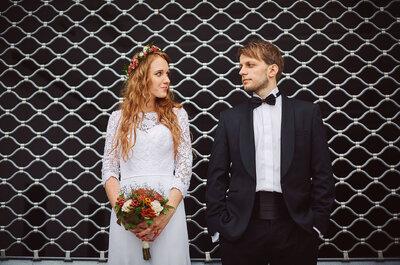 Imponująca sesja ślubne Wirginii i Łukasza. To zaszczyt widzieć ich szczęście!