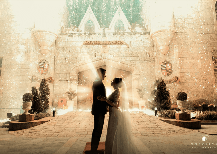 Os lugares onde sonhou celebrar o seu casamento!